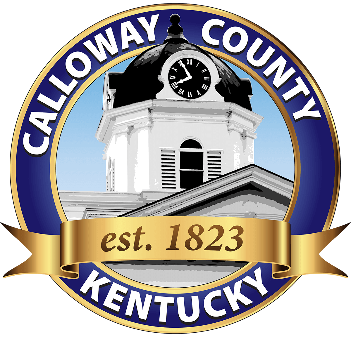Official Calloway County logo by EyeSite Creations